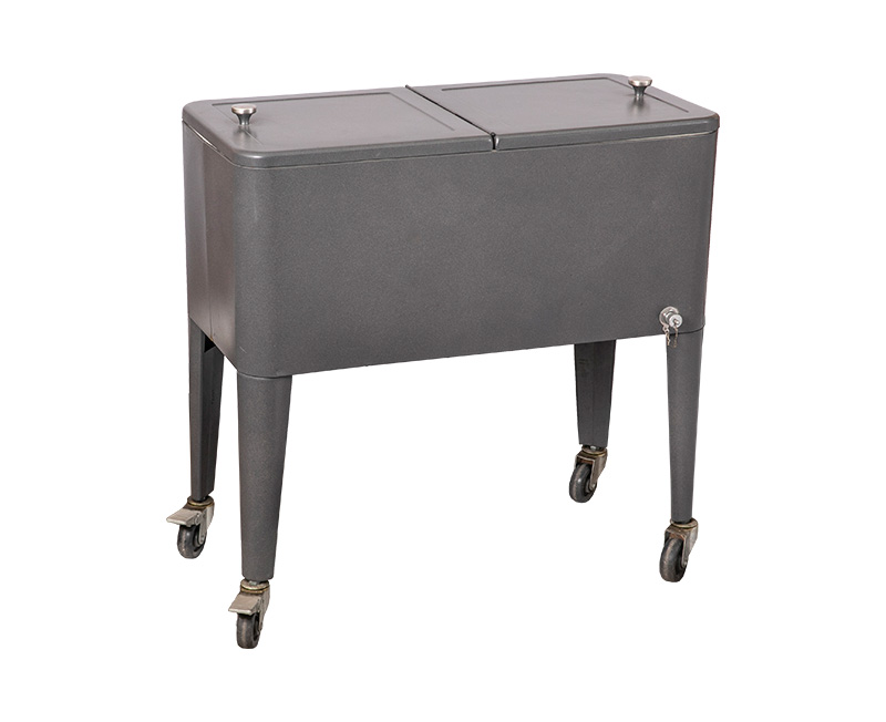 Professional 80QT Cover Cooler Cart for Party