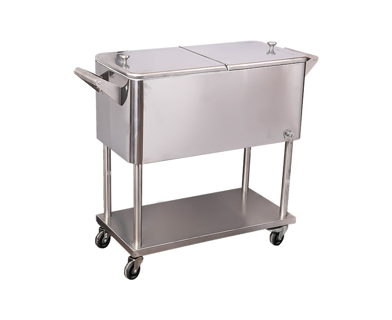Why Is Xinshidai Stainless Steel Cooler Cart Hot?